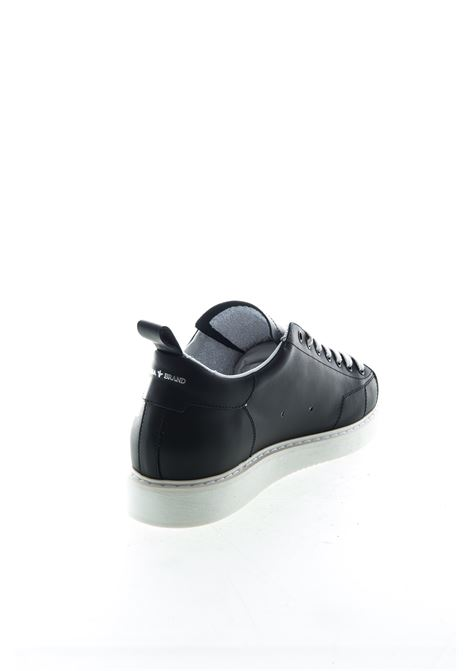 Ama Brand sneaker pelle nero AMA BRAND DELUXE | Sneakers | 1562PELLE-NERO