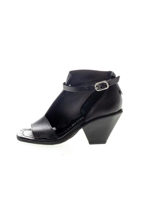 As98 sandalo nice nero AS98 | Sandali | 4007PELLE-6002