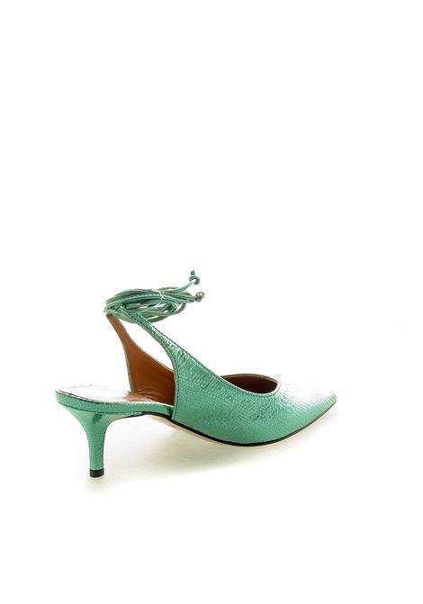 Ashley Cole chanel diamante verde acqua t60 ASHLEY COLE | Décolleté | PAS338DIAMANTE-ACQUA207