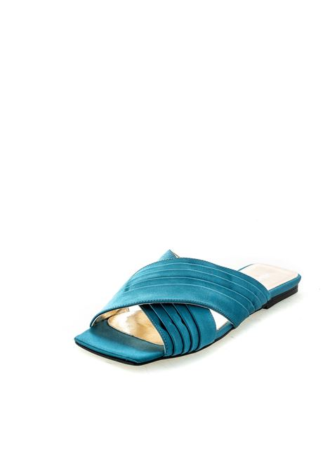 Ashley Cole sandalo layla blu ASHLEY COLE | Sandali flats | PASLAYLARASO-OCEANO