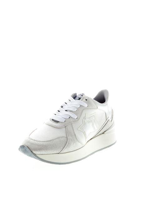 Atlantic Stars sneaker andromeda lux/mesh argento ATLANTIC STARS | Sneakers | ANDROMEDAAG-L-GBB