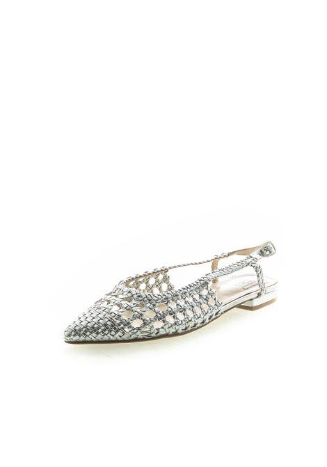 Bibi lou ballerina intrecciata argento BIBI LOU | Ballerine | 597LAM-PLATA
