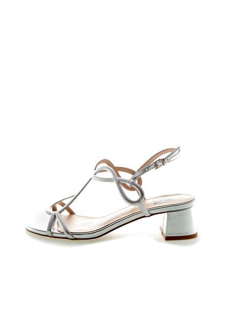 Bibi lou sandalo laminato argento t50 BIBI LOU | Sandali | 875LAM-PLATA