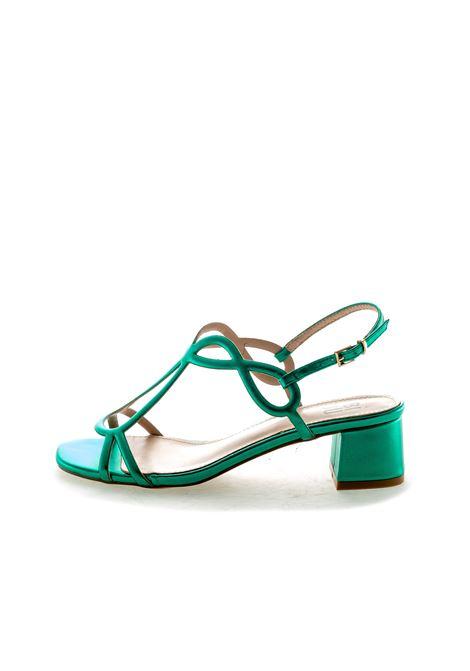 Bibi lou sandalo laminato verde t50 BIBI LOU | Sandali | 875LAM-VERDE