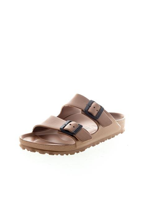 Birkenstock sandalo arizona eva rame BIRKENSTOCK | Sandali flats | ARIZONA EVA1001500-COPPER