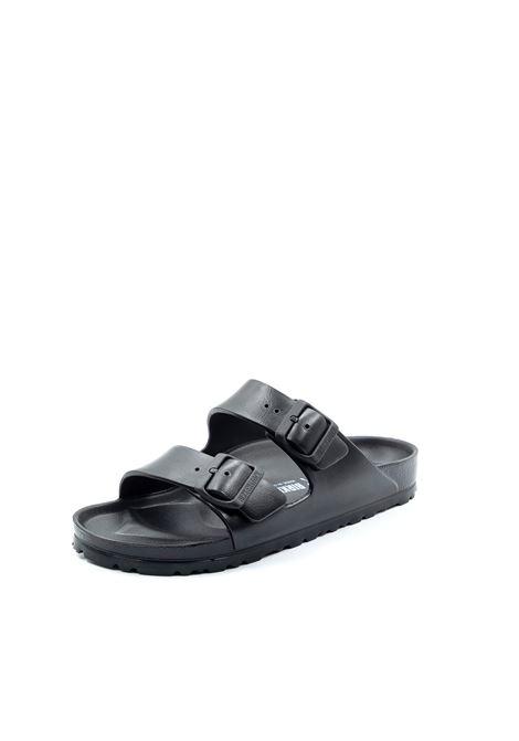 Birkenstock sandalo arizona eva nero BIRKENSTOCK | Sandali flats | ARIZONA EVA129423-BLACK