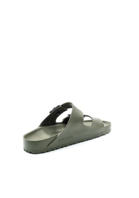 Birkenstock sandalo arizona eva khaki BIRKENSTOCK | Sandali flats | ARIZONA EVA129493-KHAKI