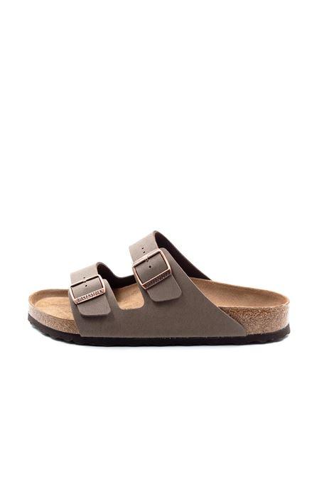 Birkenstock sandalo arizona birko mocca BIRKENSTOCK | Sandali flats | ARIZONA151181-MOCCA