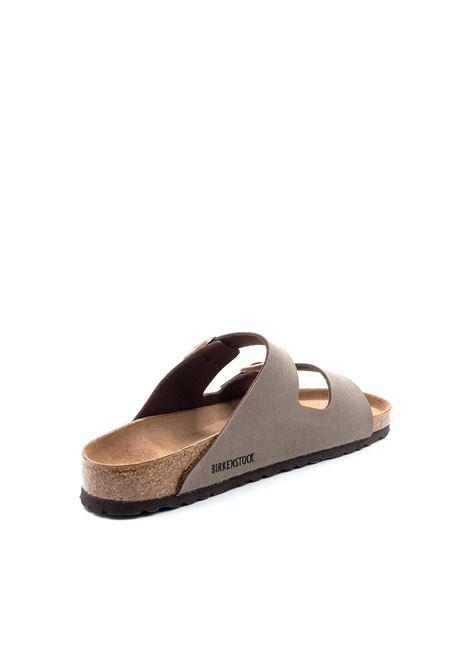 Birkenstock sandalo arizona mocca BIRKENSTOCK | Sandali flats | ARIZONA151183-MOCCA