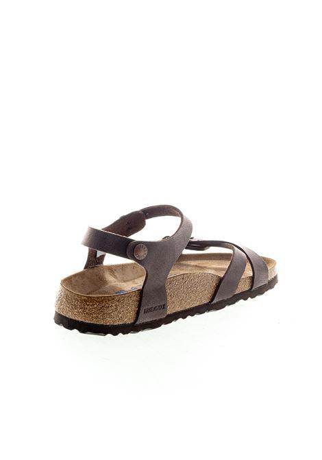 Birkenstock sandalo kumba marrone BIRKENSTOCK | Sandali flats | KUMBA026163-HABANA