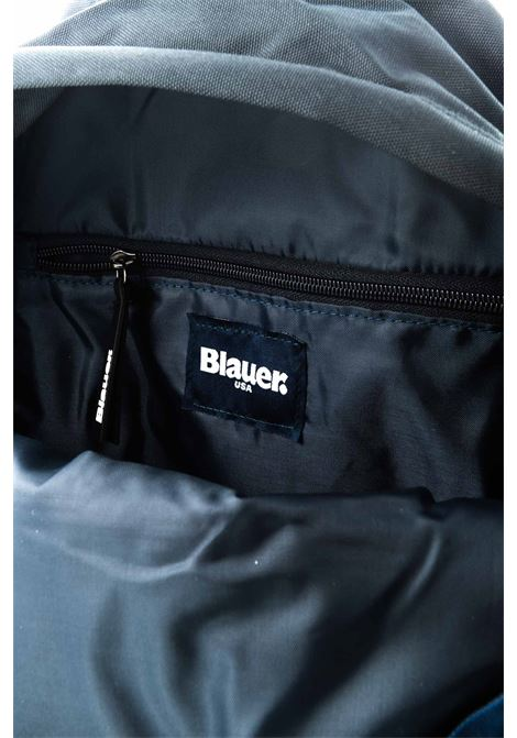Blauer zaino small nylon nero BLAUER | Zaini | 670BACKPACK-NERO