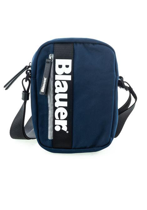 Blauer tracolla patrol zip blu BLAUER | Borse a spalla | 890PATROL-BLU