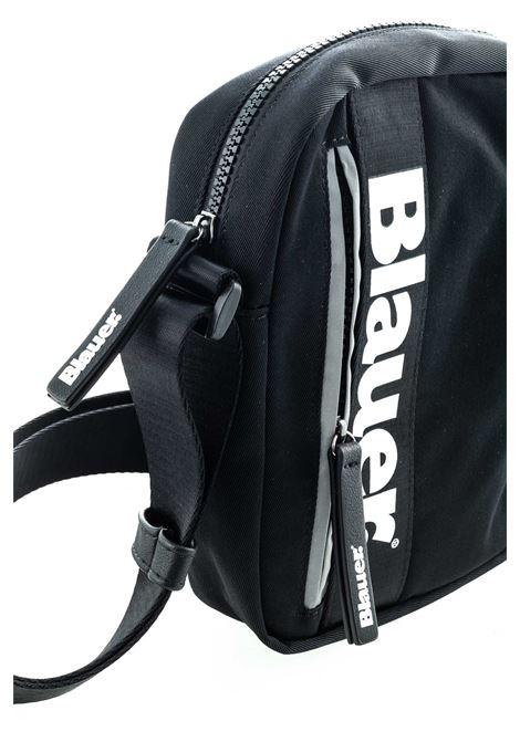 Blauer tracolla patrol zip nero BLAUER | Borse a spalla | 890PATROL-NERO