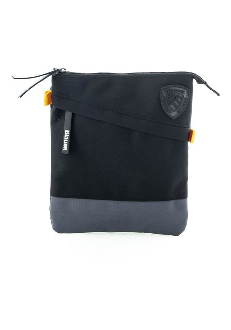 Blauer tracolla uniform nero BLAUER | Borse a spalla | 955UNIFORM-NERO