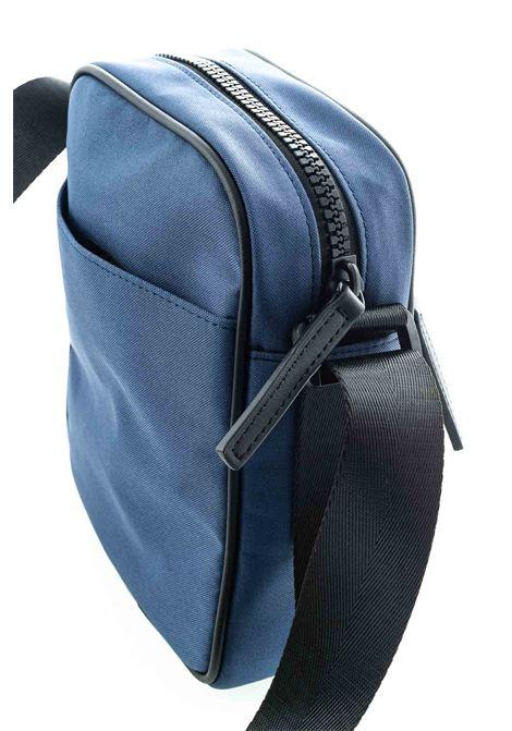 Blauer tracolla zip brooklyn blu BLAUER | Borse a spalla | 971BROOKLYN-BLU