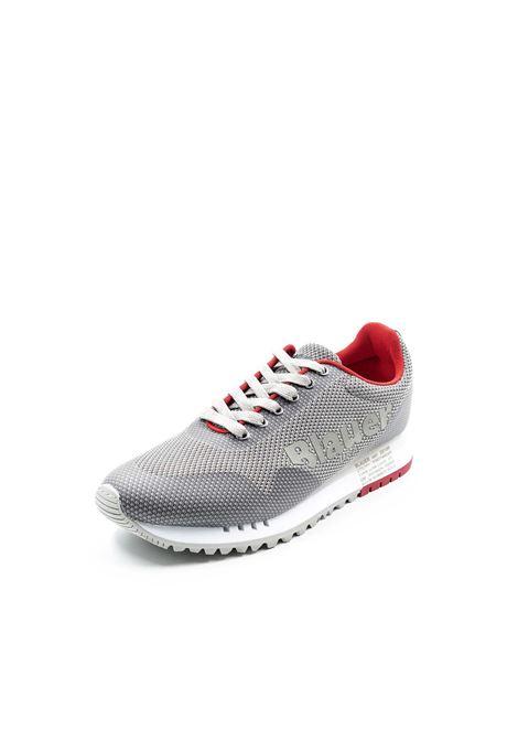 Blauer sneaker denver mesh grigio BLAUER | Sneakers | DENVER01MESH-GREY