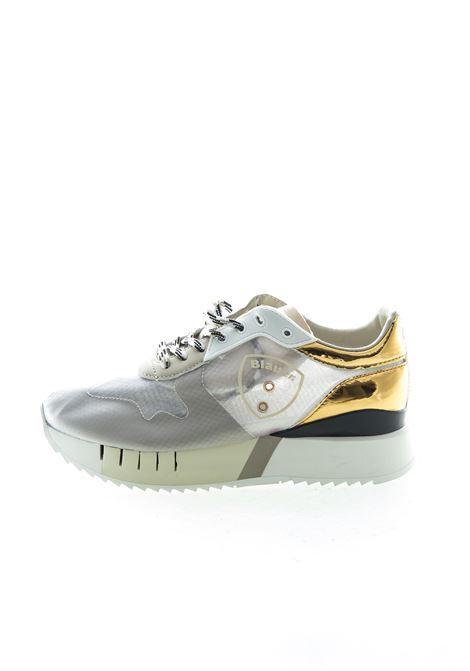 Blauer sneaker myrtle bianco BLAUER   Sneakers   MYRTLE01NYLON-BEIGE