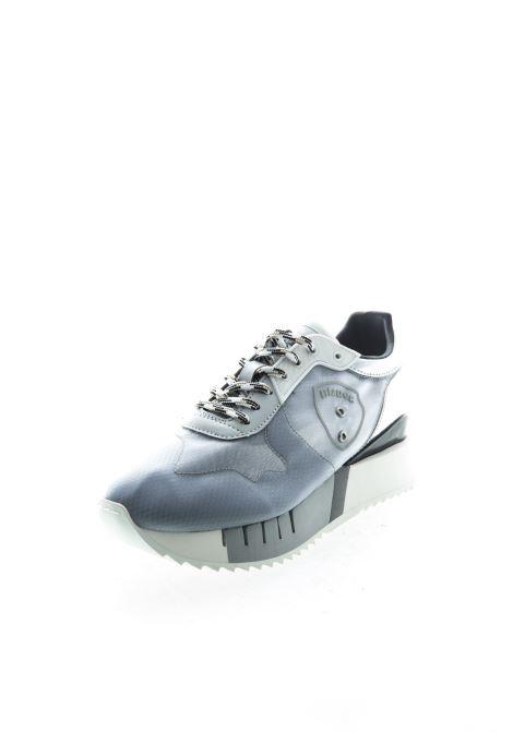Blauer sneaker myrtle grigio BLAUER | Sneakers | MYRTLE01NYLON-GREY