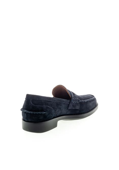 Brian Cress mocassino softy blu BRIAN CRESS | Mocassini | X165SOFTY-BLU