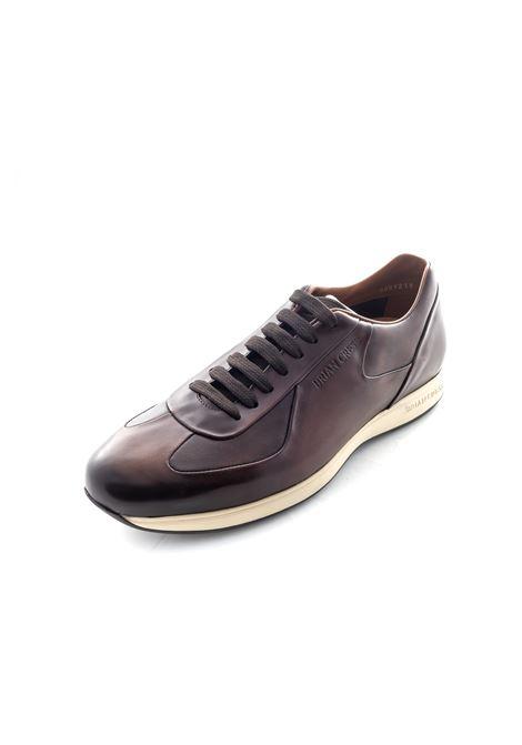 Brian Cress sneaker living marrone BRIAN CRESS | Sneakers | X1LIVING-MARRONE