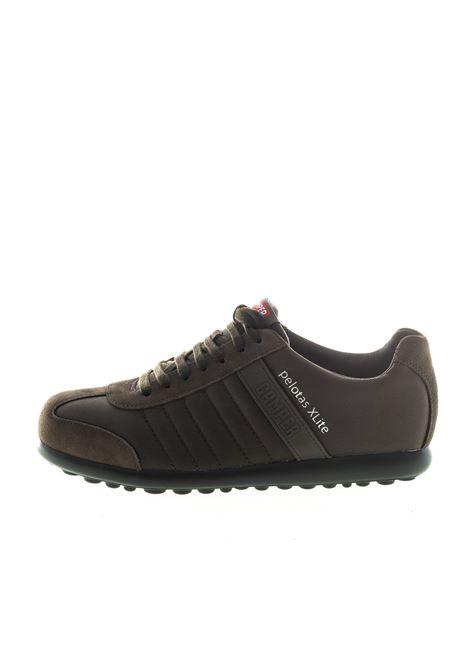 Camper sneaker pelotas xlite grigio CAMPER | Sneakers | 18302PELOTAS-117
