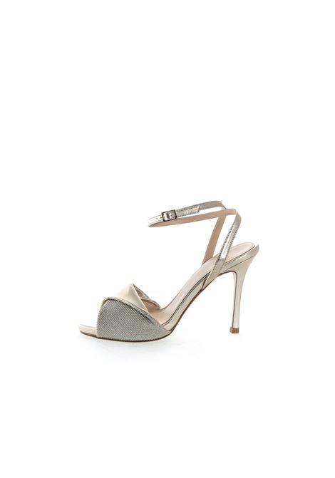 Chantal sandalo luxor platino t100 CHANTAL | Sandali | 1134LUXOR/IDUNTE-PLATINO
