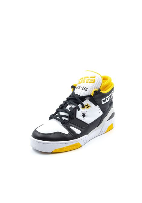 Converse Sneaker Mid ERX 260 multicolor CONVERSE | Sneakers | 167110CERX260-AMAR/BLK/WHT