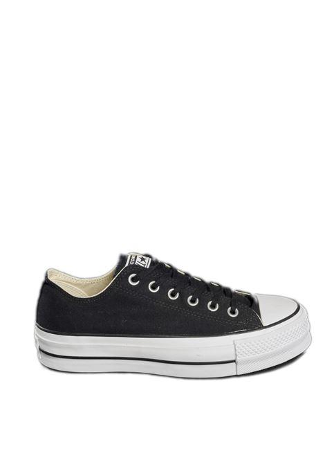 CONVERSE SNEAKER PLATFROM CHUCK TAYLOR NERO CONVERSE | Sneakers | 560250CCHUCK TAYLOR-BLACK