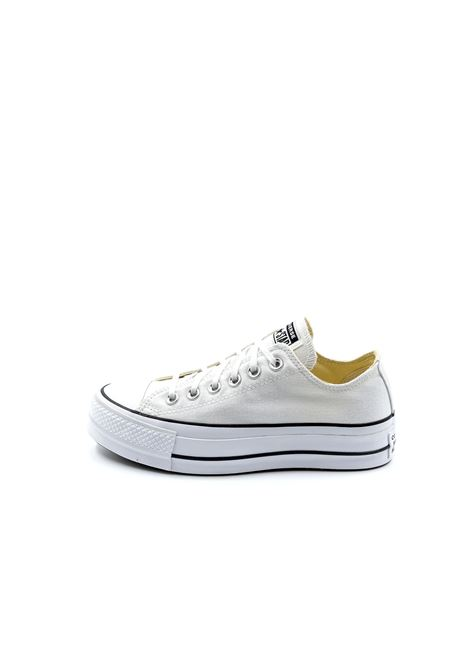 CONVERSE SNEAKER PLATFROM CHUCK TAYLOR BIANCO CONVERSE | Sneakers | 560251CCHUCK TAYLOR-WHITE
