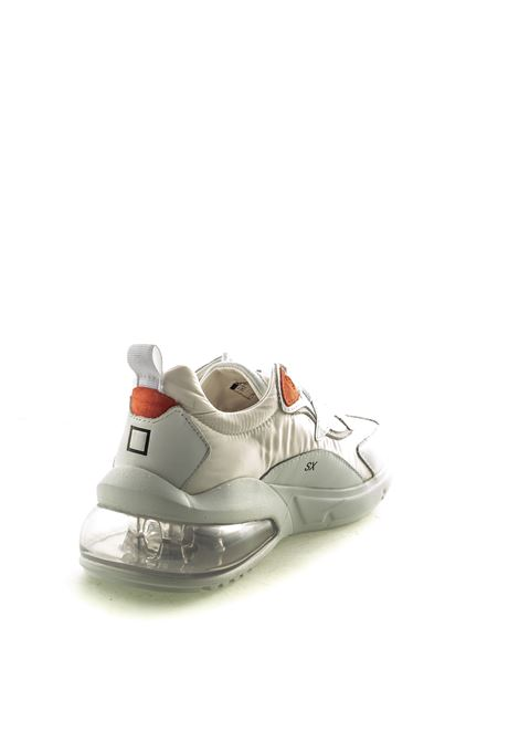 D.A.T.E SNEAKER AURA DOLOMIAS BIANCO DATE | Sneakers | AURA DDOLMIAS-WHITE