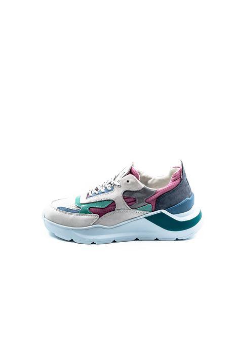 D.A.T.E. SNEAKER FUGA NETKI ROSA D.A.T.E | Sneakers | FUGA DNETKI-PINK