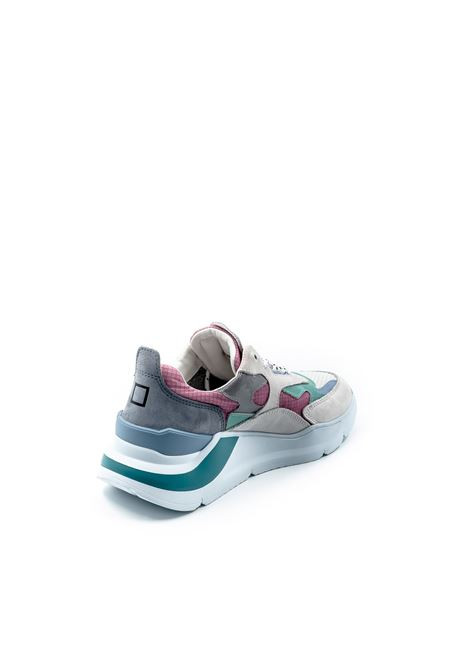 D.A.T.E. SNEAKER FUGA NETKI ROSA DATE | Sneakers | FUGA DNETKI-PINK