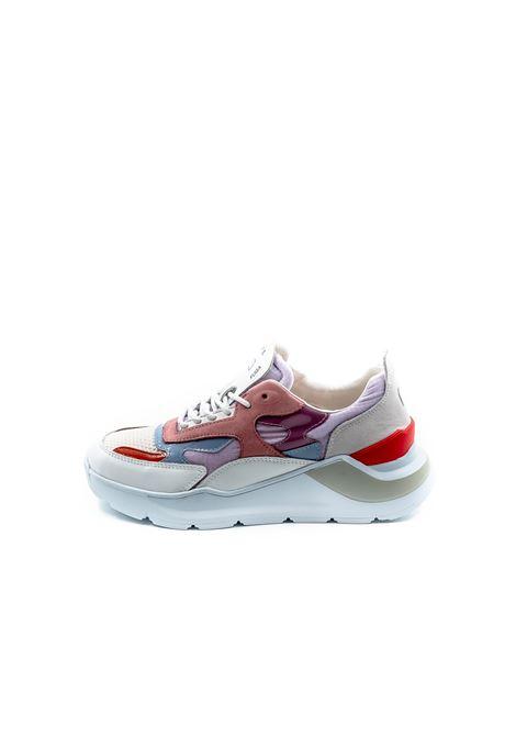 D.A.T.E. SNEAKER FUGA NETKI VIOLA D.A.T.E | Sneakers | FUGA DNETKI-VIOLET