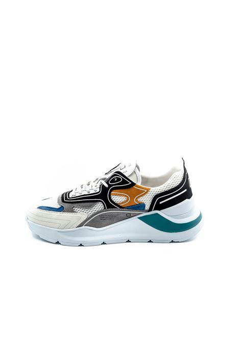 D.a.t.e sneaker fuga nero/grigio DATE | Sneakers | FUGAHF-BLACK/GREY