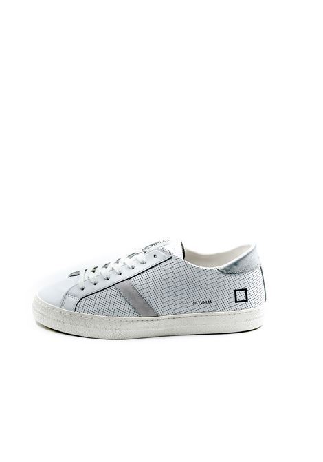 DATE |  | HILL LOWVINTAGE PERF-WHT/SILVER