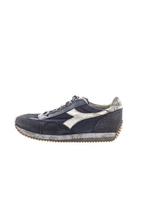 Diadora Heritage Sneaker Equipe Dirty blu/grigio DIADORA HERITAGE | Sneakers | 174736EQUIPE H DIRTY-C4728