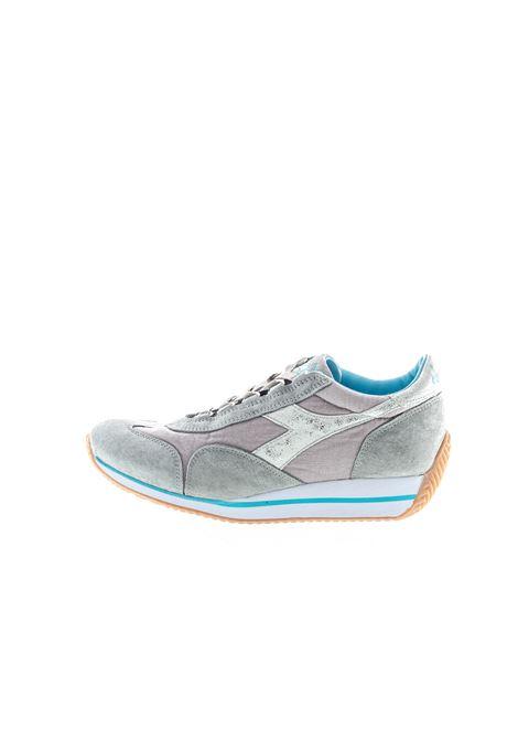 Diadora Heritage Sneaker Equipe Evo grigio DIADORA HERITAGE | Sneakers | 174737EQUIPE H EVO-75072