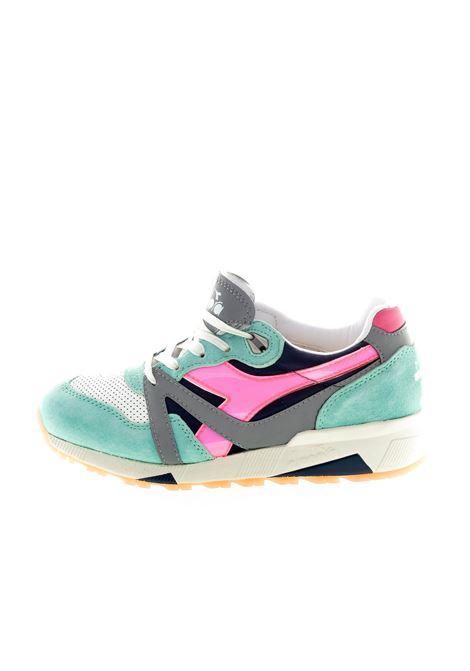 Diadora Heritage Sneaker N9000 rosa DIADORA HERITAGE | Sneakers | 176278N9000-50227