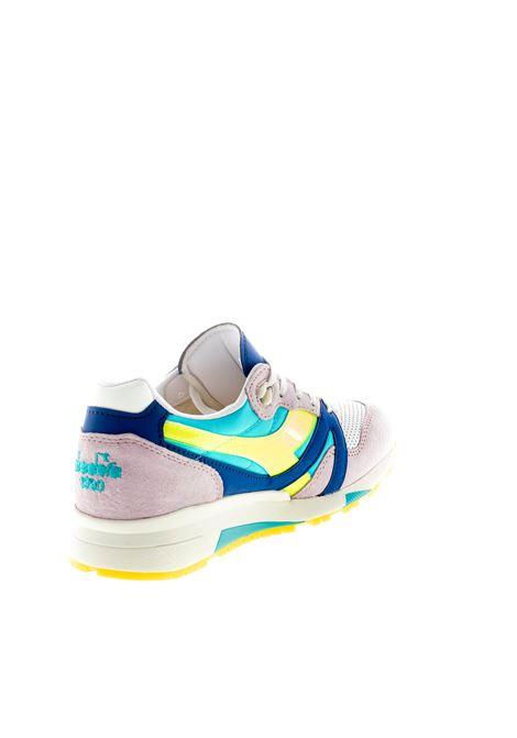 Diadora Heritage Sneaker N9000 verde DIADORA HERITAGE | Sneakers | 176278N9000-70120