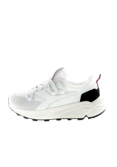 Diadora Heritage Rave Hiking mesh bianco/nero DIADORA HERITAGE | Sneakers | 176337RAVE HIKING-C0351