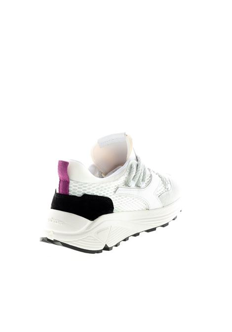 Diadora Heritage Rave Hiking mesh bianco/nero DIADORA HERITAGE   Sneakers   176337RAVE HIKING-C0351