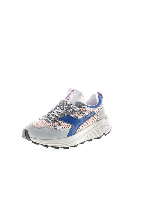 Diadora Heritage Rave Hiking mesh bianco/blu DIADORA HERITAGE | Sneakers | 176337RAVE HIKING-C8420
