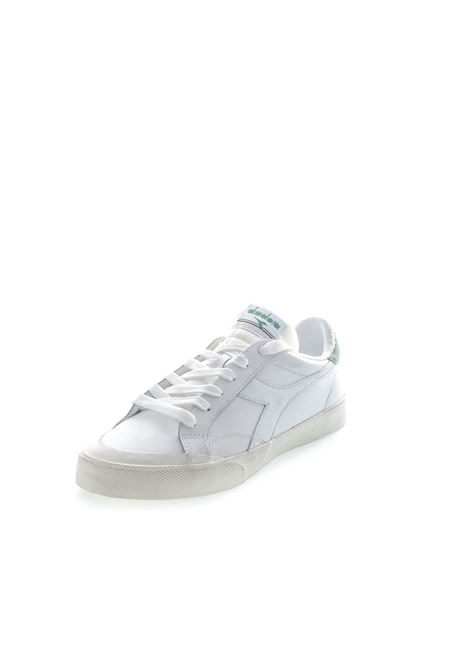 Diadora Sneaker Melody Dirty bianco/verde DIADORA LIFESTYLE | Sneakers | 176360MELODY LEA DIRTY-C1931