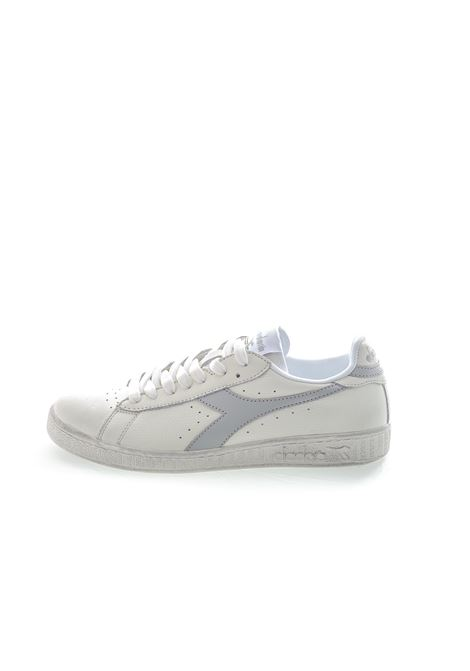 DIADORA SNEAKER LOW WAXED BIANCO/GRIGIO DIADORA LIFESTYLE | Sneakers | 160821GAME L WAXED-C6645