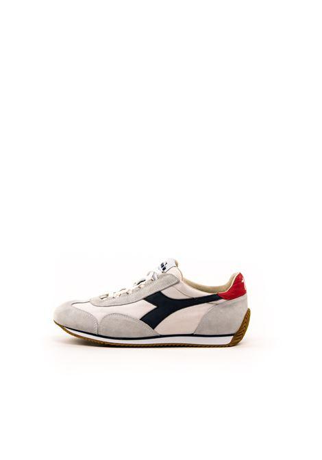 Diadora Heritage sneaker Equipe bianco/rosso DIADORA HERITAGE | Sneakers | 174735EQUIPE H-C4656