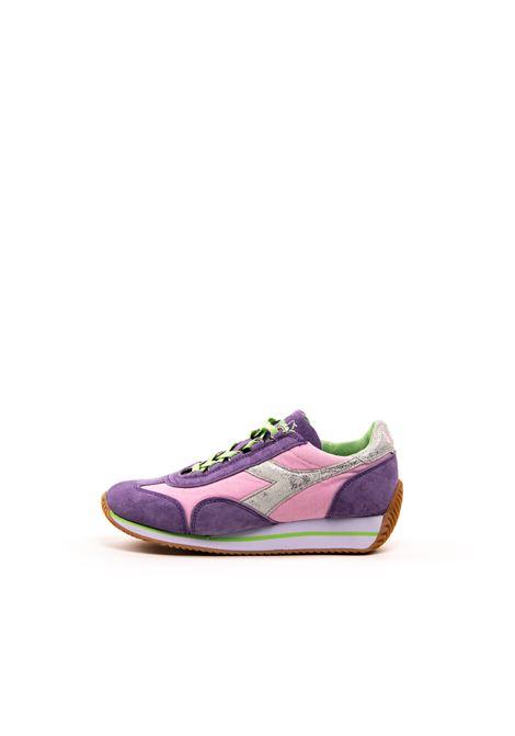 Diadora Heritage Sneaker Equipe Evo rosa DIADORA HERITAGE | Sneakers | 174737EQUIPE H EVO-50227