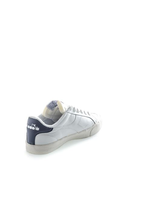Diadora Sneaker Melody Dirty bianco/blu DIADORA LIFESTYLE | Sneakers | 176360MELODY LEA DIRTY-C1494