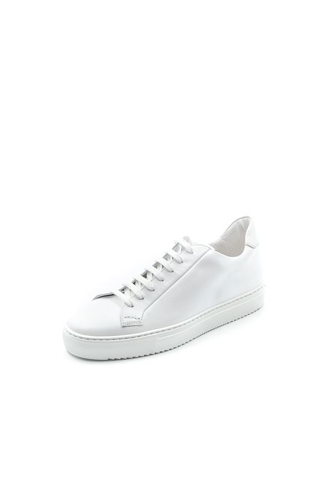 Doucal's Sneaker Plume Bianco DOUCAL'S | Sneakers | 1796PLUME-BIANCO