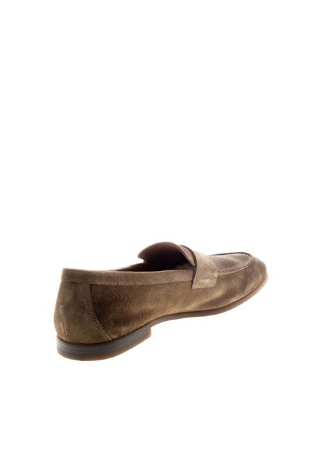 Doucal's Mocassino Loafer taupe DOUCAL'S | Mocassini | 1945LOAFER-TAUPE
