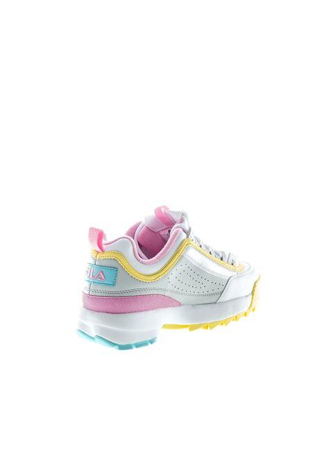 FILA SNEAKER DISTRUPTOR MULTICOLOR FILA | Sneakers | 1010604DISTRUPTOR-92X